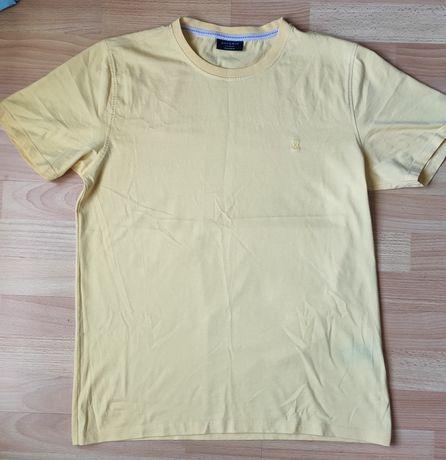 T-shirt Decenio Amarela