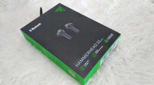 Słuchawki bezprzewodowe RAZER HAMMERHEAD.