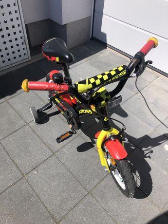 Rower dla dziecka Kross Tom