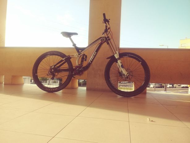 Bicicleta trek session 8.8