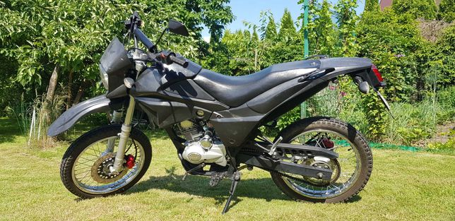 Romet CRS 50 motorower