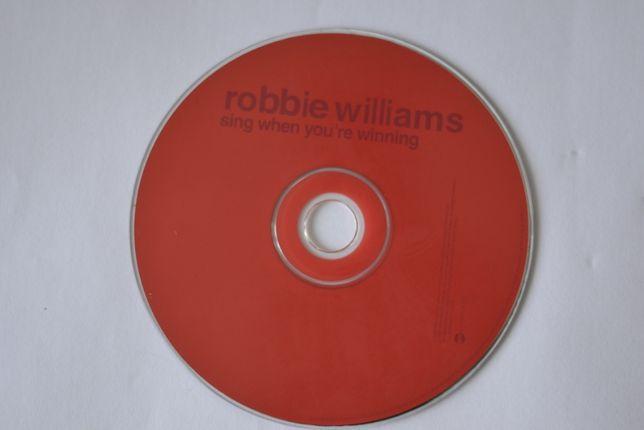 Robbie Williams – Sing When You're Winning 2000 Płyta CD