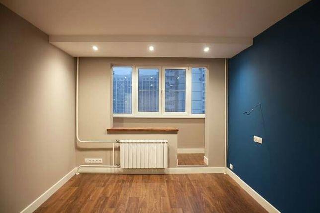 Ремонт квартир домов офисов,и других помещений!!
