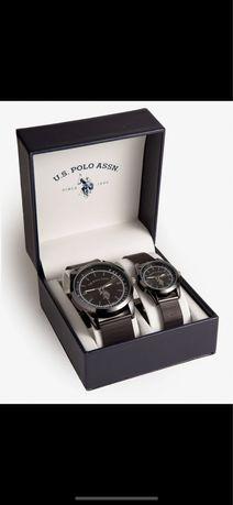 Оригиналные часы от бренда Polo Assn
