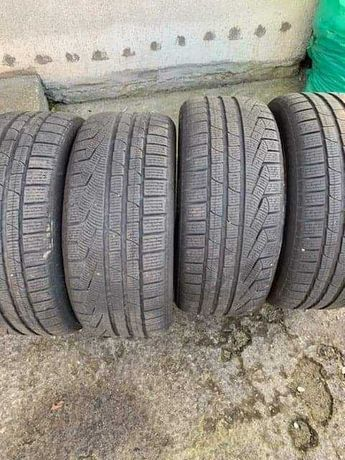 Opony zimowe 245/45/17 Pirelli Sottozero winter 4szt