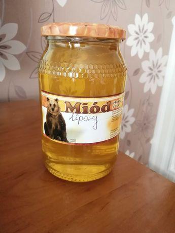 Pyszny Miód pszczeli