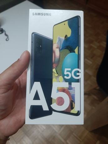 SamsungA51 wersja z 5G