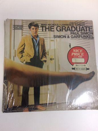 "Płyta winylowa SIMON&GARFUNKEL ""The Graduate"" 1968r"