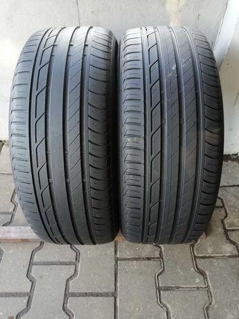 2x 215/50R18 Bridgestone turanza