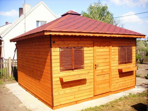 Domek drewniany narzędziowy,gospodarczy,domki drewniane,narzędziowe4x4