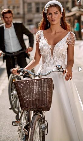 NOWA suknia ślubna Anna Sposa