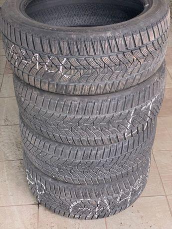 Komplet opon zimowych Dunlop 225/45r17 91h Winter Sport 5 (7mm)