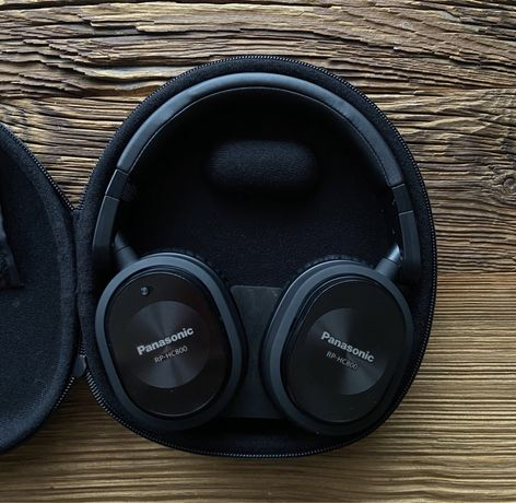 Słuchawki Panasonic RP-HC800