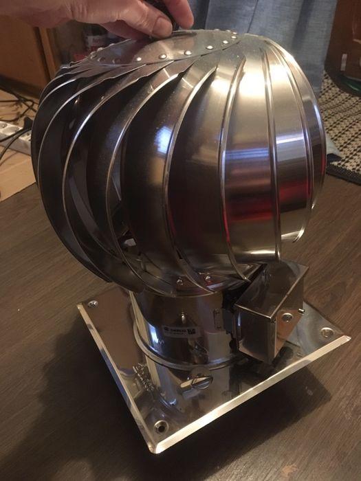 Nasada kominowa DARCO turbowent TH 150 hybrydowa Szczecin - image 1