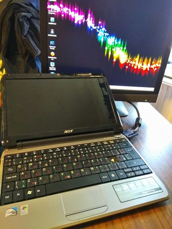Acer aspire one (A0751h-52Bk) разборка - обмен