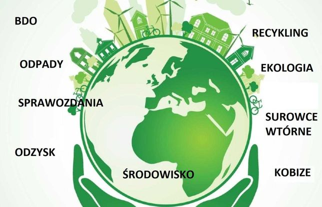 BDO, Gospodarka odpadowa, Sprawozdania, KOBIZE