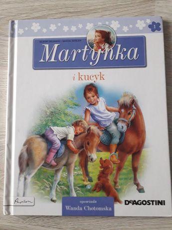 """Książka """"Martynka i kucyk"""""""
