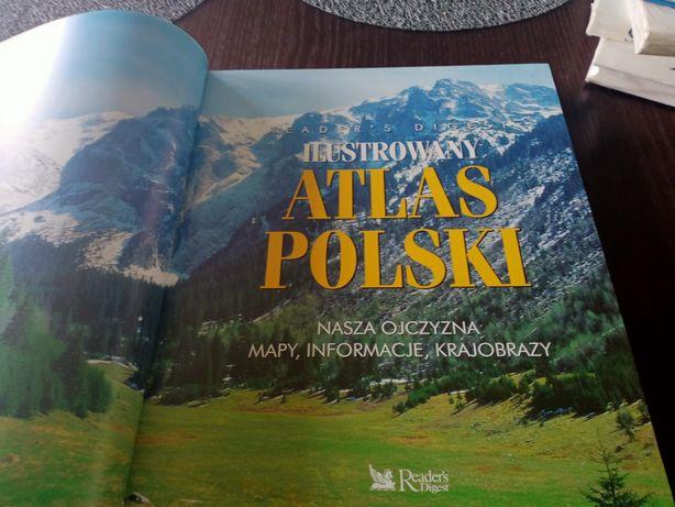 Atlas Polski readers digest