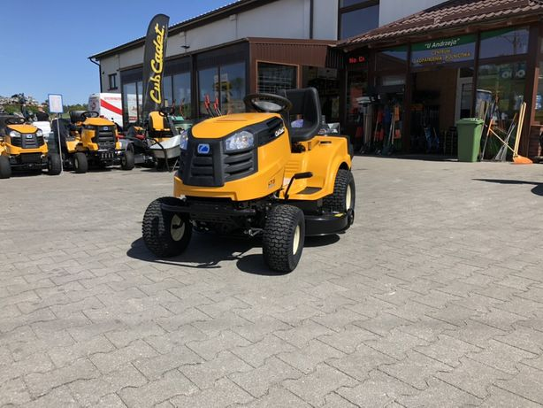 NOWA Kosiarka traktorek Cub Cadet RATY 0% LT3PR105 2-CYLINDRY
