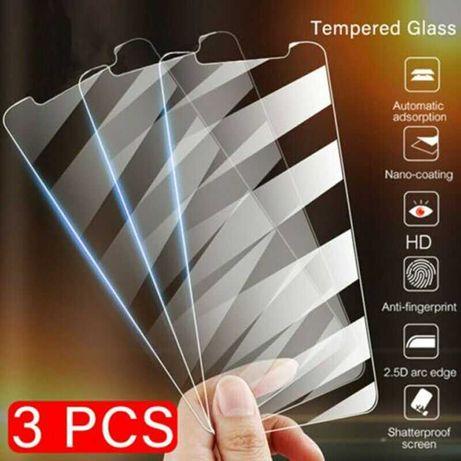 3 película de vidro temperado para iPhone 11 ProMax
