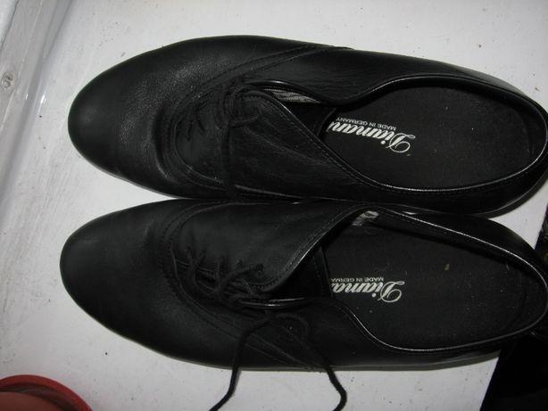 Танцевальные туфли стандарт фирма Diamond Germany супер!!