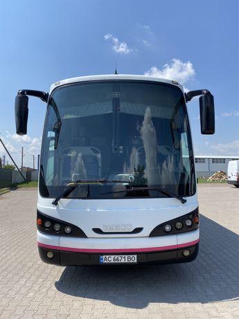 Автобус Iveco  EuroRider 391E 1998