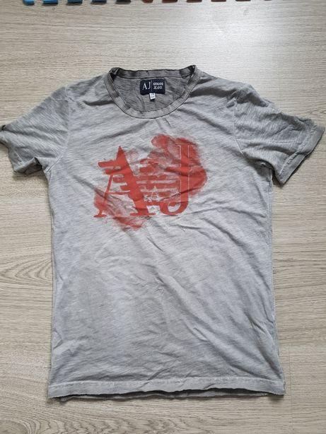 Armani Jeans t-shirt męski | idealny | roz. M | super cena!!