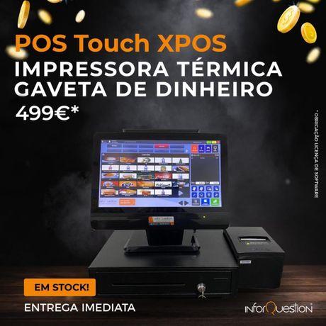 Campanha Pos + Gaveta + Impressora