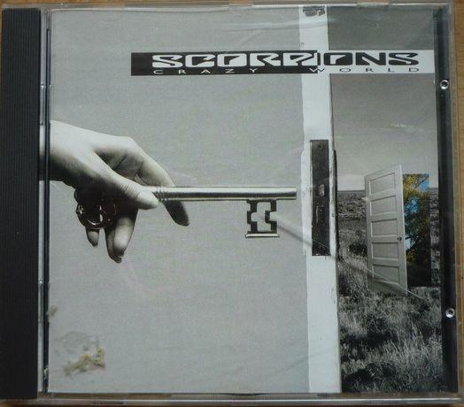 Scorpions - Crazy World CD nowa w folii