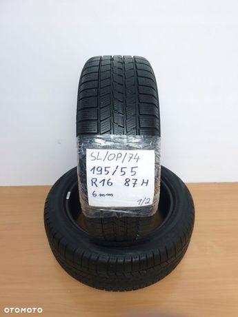 Opony Para Zima Pirelli 195/55/16 R16 210 Sport