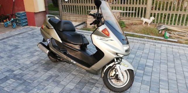 Yamaha yz250 majesty 250