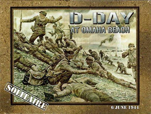 Vendo D Day at Omaha Beach (4 printing)