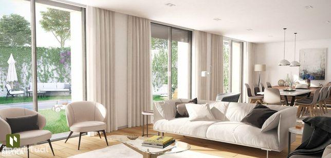 Apartamento T3 Duplex Novo com Jardim - Nevogilde