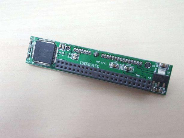 LU43 Adaptador / Conversor Fêmea IDE - Disco SATA Macho