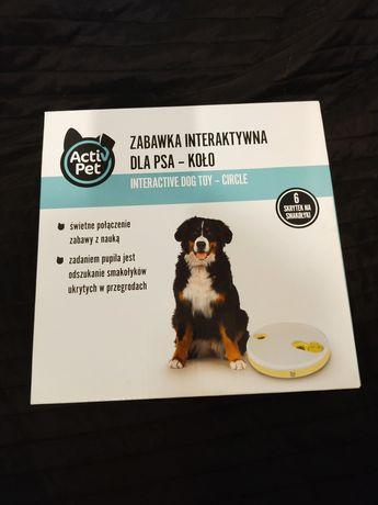 Zabawka interaktywna dla psa - koło