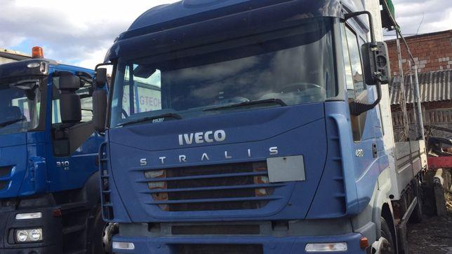Разборка IVECO EuroCargo, EuroStar, EuroTech,Stralis