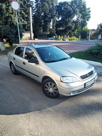 Opel Astra g Z16XEP