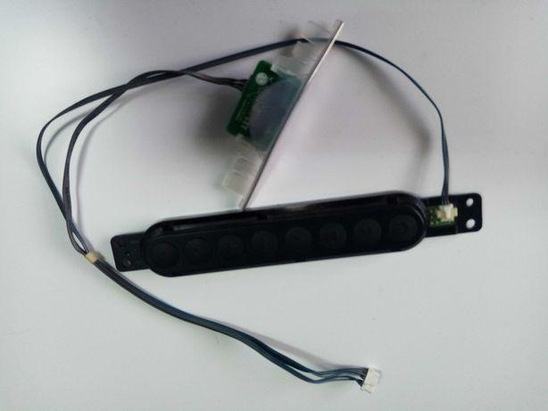 Botoneira e sensor IR LG 32ln540