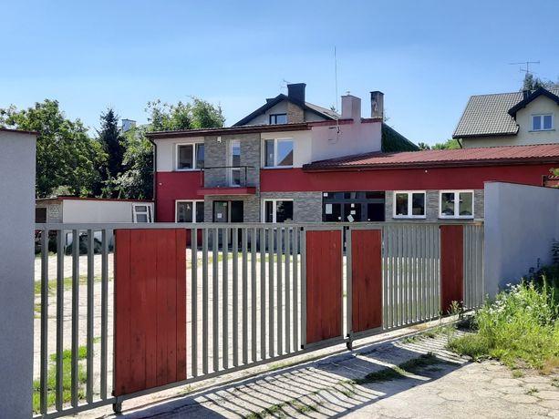 Sprzedam obiekt miesz.-użytk.-produkcyjny Łowicz, możliwość rozbudowy