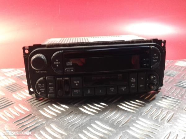 Auto-Rádio (Cd) Jeep Grand Cherokee Ii (Wj, Wg)