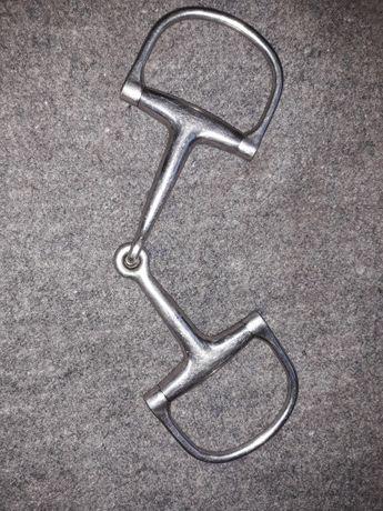 wędzidło 14,5 cm d- ring