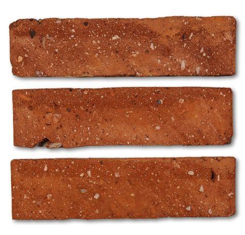 Środki cegły PŁYTKI ceglane czerwona cegła jak z fugą kamień panel 3d