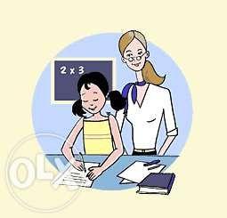 Репетитор для Вашего ребенка (дошкольник/школьник)