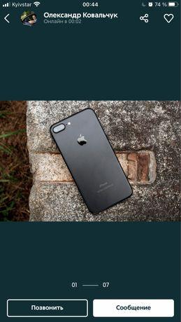 iPhone 7+ plus 32GB Чистый Неверлок!Neverlock Apple Одесса