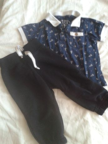 bluzeczka i spodenki