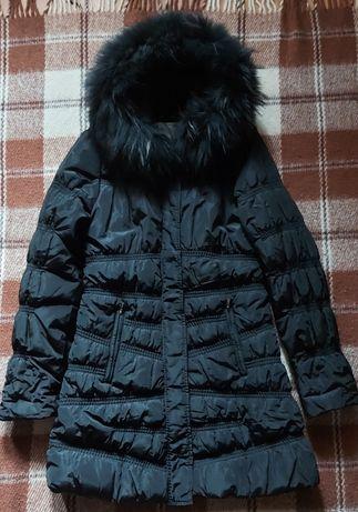 Женская зимняя куртка 44-48 р.