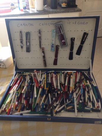 Colecao canetas