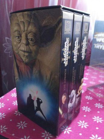 Star wars VHS Gwiezdne wojny