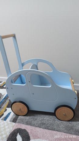 Jeździk samochodzik wózek