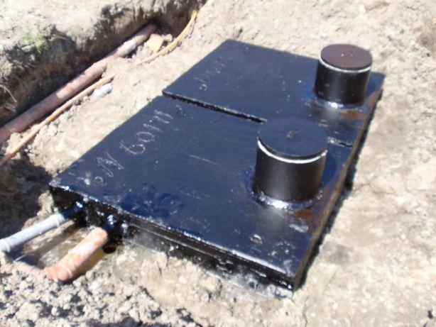 szambo betonowe 12 zbiornik betonowy szczelny producent na wodę